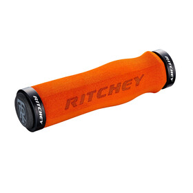 Ritchey WCS Ergo True Grip - Puños - Lock-On naranja